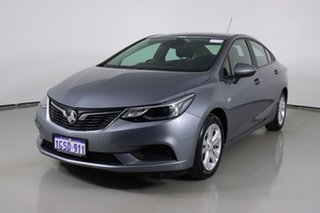 2018 Holden Astra BL MY18 LS (5Yr) Grey 6 Speed Automatic Sedan.