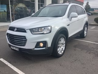 2017 Holden Captiva CG MY17 Active 2WD White 6 Speed Sports Automatic Wagon.