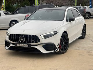 2021 Mercedes-Benz A-Class A45 AMG - S Polar White Sports Automatic Dual Clutch Hatchback.