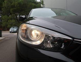 2015 Mazda CX-5 KE1032 Maxx SKYACTIV-Drive AWD Black 6 Speed Sports Automatic Wagon.