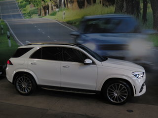 2020 Mercedes-Benz GLE300D V167 MY20.5 4Matic White 9 Speed Automatic G-Tronic Wagon.