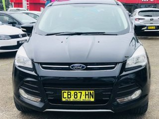 2014 Ford Kuga TF Ambiente AWD Black 6 Speed Sports Automatic Wagon
