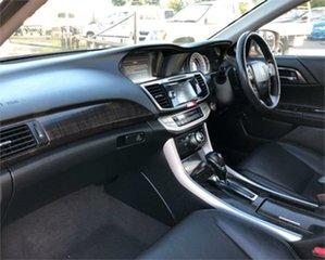 2014 Honda Accord 9th Gen VTi-L Grey 5 Speed Sports Automatic Sedan