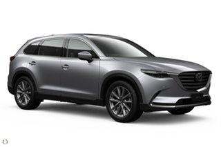 2021 Mazda CX-9 TC GT SKYACTIV-Drive Silver 6 Speed Sports Automatic Wagon.
