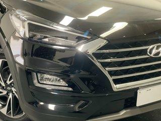 2020 Hyundai Tucson TL3 MY20 Highlander D-CT AWD Phantom Black 7 Speed Sports Automatic Dual Clutch.