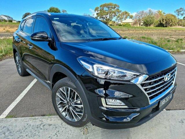 Used Hyundai Tucson TL3 MY21 Elite 2WD Victor Harbor, 2020 Hyundai Tucson TL3 MY21 Elite 2WD Black 6 Speed Automatic Wagon