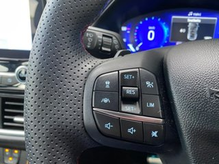 2020 Ford Puma JK 2020.75MY ST-Line Silver 7 Speed Sports Automatic Dual Clutch Wagon