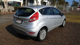2010 Ford Fiesta WT LX Silver 6 Speed Automatic Hatchback.