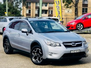 2012 Subaru XV G4X MY12 2.0i-S Lineartronic AWD Silver, Chrome 6 Speed Constant Variable Wagon.