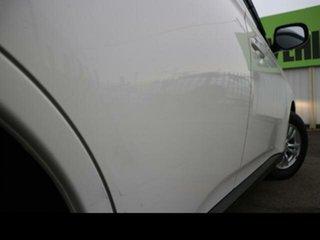 2013 Mitsubishi Outlander ZJ LS (4x2) White Continuous Variable Wagon