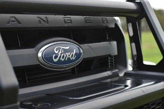2016 Ford Ranger PX MkII XL White 6 Speed Manual Utility