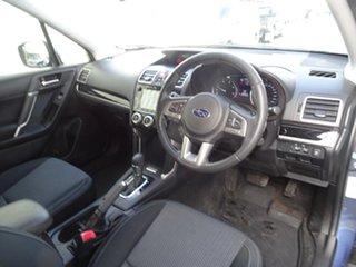 2016 Subaru Forester S4 MY16 2.0D-L CVT AWD Blue 7 Speed Automatic Wagon