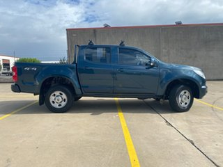 2016 Holden Colorado RG MY17 LS Pickup Crew Cab Blue 6 Speed Sports Automatic Utility.