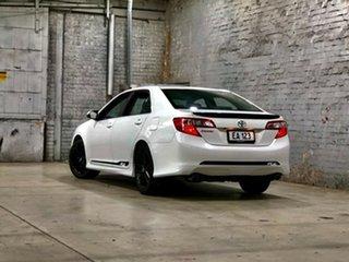2014 Toyota Camry ASV50R RZ White 6 Speed Sports Automatic Sedan