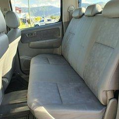 2010 Toyota Hilux KUN26R MY10 SR Blue 5 Speed Manual Utility