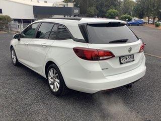 2018 Holden Astra BK MY18 LS+ Sportwagon White 6 Speed Sports Automatic Wagon