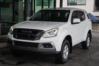 2018 Isuzu MU-X MY18 LS-M Rev-Tronic White 6 Speed Sports Automatic Wagon