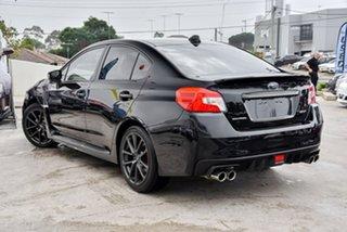 2018 Subaru WRX V1 MY18 AWD Crystal Black 6 Speed Manual Sedan.