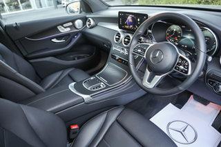 2020 Mercedes-Benz GLC-Class X253 800+050MY GLC300 9G-Tronic 4MATIC e Selenite Grey 9 Speed.