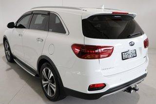 2017 Kia Sorento UM MY18 GT-Line AWD White 8 Speed Sports Automatic Wagon.