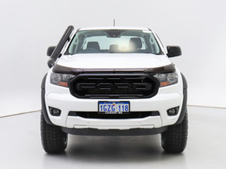 2020 Ford Ranger PX MkIII MY20.75 XLS 3.2 (4x4) White 6 Speed Automatic Double Cab Pick Up.