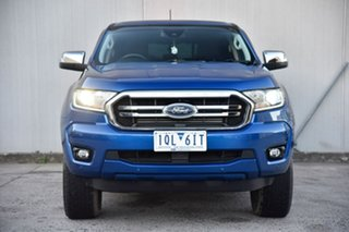 2019 Ford Ranger PX MkIII 2019.75MY XLT Blue 10 Speed Sports Automatic Super Cab Pick Up