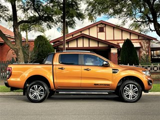 2021 Ford Ranger PX MkIII 2021.25MY Wildtrak Bronze 10 Speed Sports Automatic Double Cab Pick Up