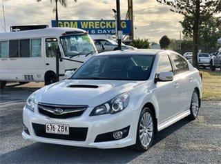 2010 Subaru Liberty B5 2.5I White 6 Speed Manual Sedan.