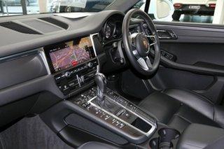 2020 Porsche Macan 95B MY20 PDK AWD White 7 Speed Sports Automatic Dual Clutch Wagon