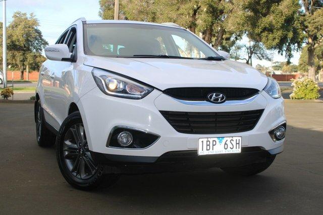 Used Hyundai ix35 LM Series II Trophy (FWD) West Footscray, 2014 Hyundai ix35 LM Series II Trophy (FWD) 6 Speed Automatic Wagon