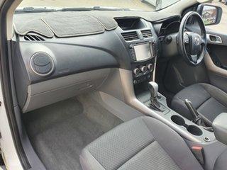2016 Mazda BT-50 UR0YF1 XTR Freestyle White 6 Speed Sports Automatic Utility.