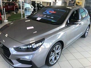 2021 Hyundai i30 PD.V4 MY21 N Line D-CT Premium Fluidic Metal 7 Speed Sports Automatic Dual Clutch.
