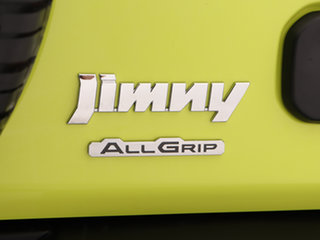 2020 Suzuki Jimny Yellow 5 Speed Manual 4x4 Wagon