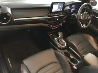 2020 Kia Cerato BD MY20 GT DCT White 7 Speed Sports Automatic Dual Clutch Sedan