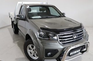 2020 Great Wall Steed K2 Grey 6 Speed Manual Cab Chassis.