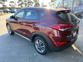 2017 Hyundai Tucson TL MY18 Active X 2WD Ruby Wine 6 Speed Sports Automatic Wagon