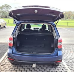 2013 Subaru Forester S4 MY13 2.5i-L Lineartronic AWD Blue 6 Speed Constant Variable Wagon