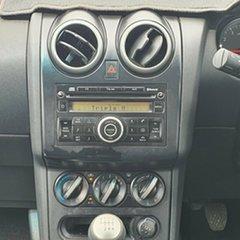 2011 Nissan Dualis J10 Series II MY2010 ST Hatch Black 6 Speed Manual Hatchback