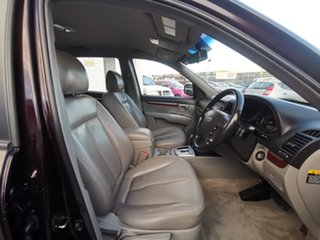 2006 Hyundai Santa Fe CM Maroon 4 Speed Sports Automatic Wagon.