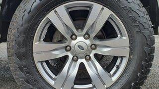 2011 Ford Ranger PK Wildtrak Crew Cab White 5 Speed Manual Utility