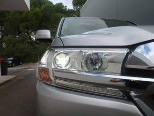 2019 Toyota Landcruiser VDJ200R GXL Silver 6 Speed Sports Automatic Wagon.