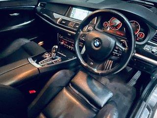 2013 BMW 5 Series F07 LCI 520d Gran Turismo Steptronic M Sport Grey 8 Speed Sports Automatic