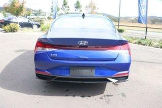2021 Hyundai i30 CN7.V1 MY21 Elite Intense Blue 6 Speed Sports Automatic Sedan