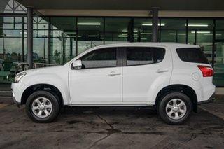 2018 Isuzu MU-X MY18 LS-M Rev-Tronic White 6 Speed Sports Automatic Wagon.
