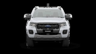 2021 Ford Ranger PX MkIII Wildtrak Arctic White 6 Speed Automatic Utility