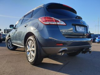 2012 Nissan Murano Z51 Series 3 TI Tempest Blue 6 Speed Constant Variable Wagon.