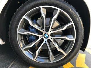 2020 BMW X3 G01 xDrive30i Steptronic M Sport White 8 Speed Sports Automatic Wagon