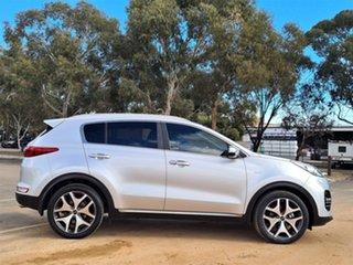2016 Kia Sportage QL MY16 Platinum AWD Silver 6 Speed Sports Automatic Wagon.