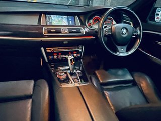 2013 BMW 5 Series F07 LCI 520d Gran Turismo Steptronic M Sport Grey 8 Speed Sports Automatic.