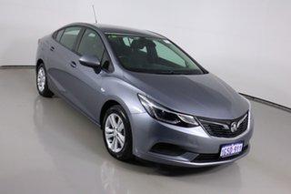 2018 Holden Astra BL MY18 LS (5Yr) Grey 6 Speed Automatic Sedan